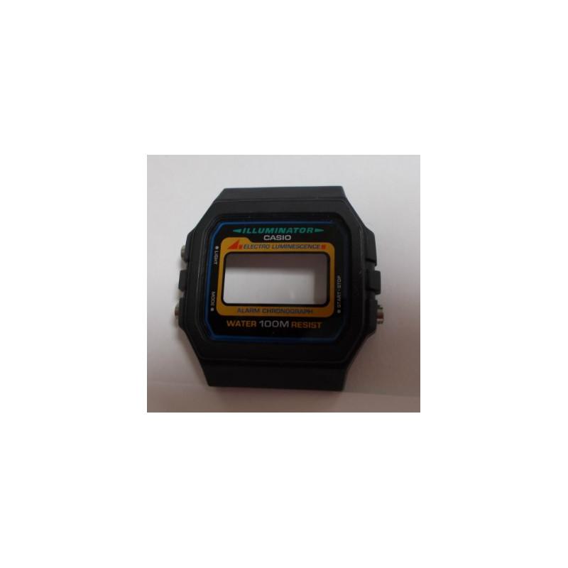 Caja Casio W-741-1VZ
