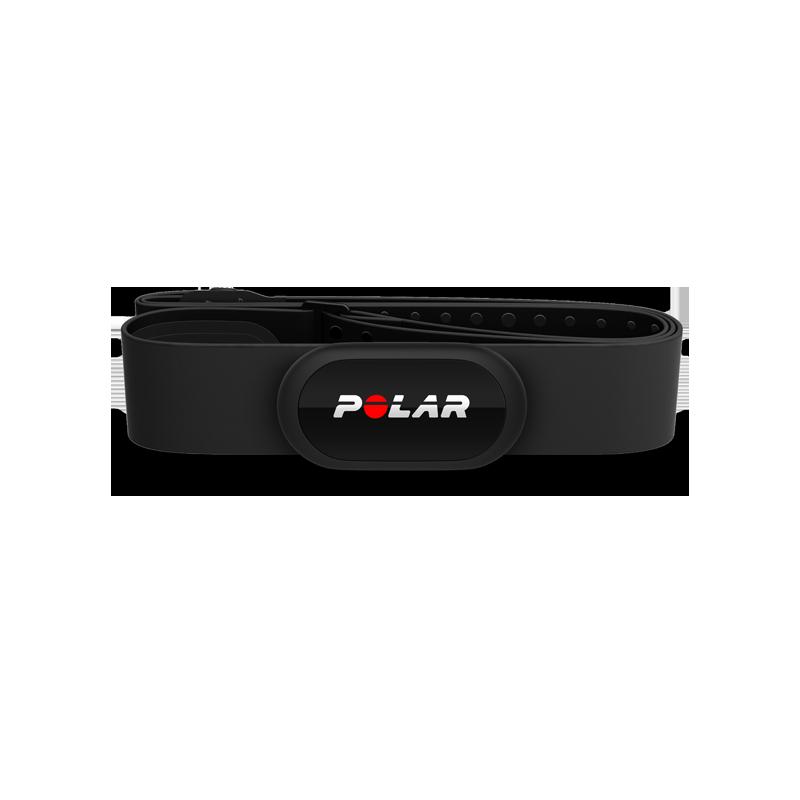 POLAR H10. Sensor de frecuencia cardíaca, correa talla XS-S