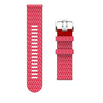 Correa Polar GRIT X, textil roja, talla S