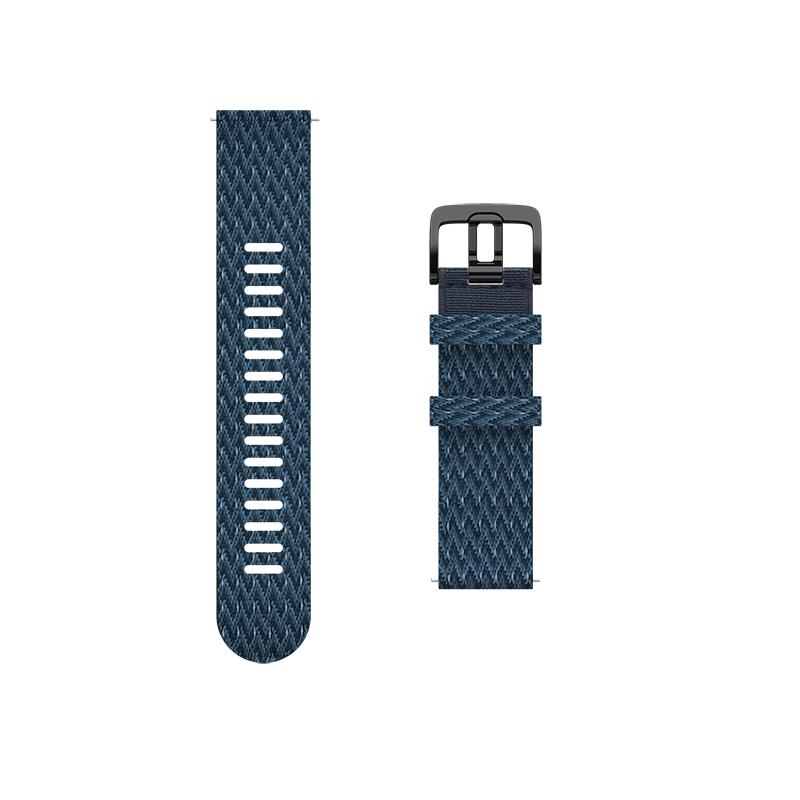 Correa Polar GRIT X, textil azul, talla M/L
